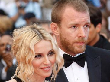 Гай Ричи (Guy Ritchie) и Мадонна (Madonna)