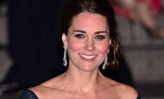 Кейт Миддлтон надела любимый наряд в третий раз
