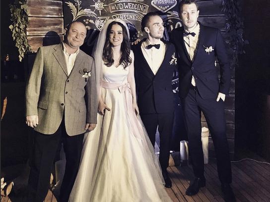 Звездные свадьбы, Виктория Дайнеко и Дмитрий Клейман