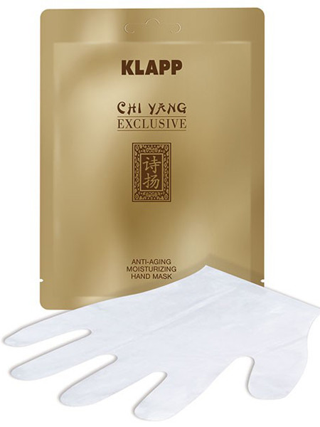 Klapp, Chi Yang Moisturizing Hand Mask