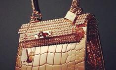 Виктория Боня мечтает о сумке с бриллиантами