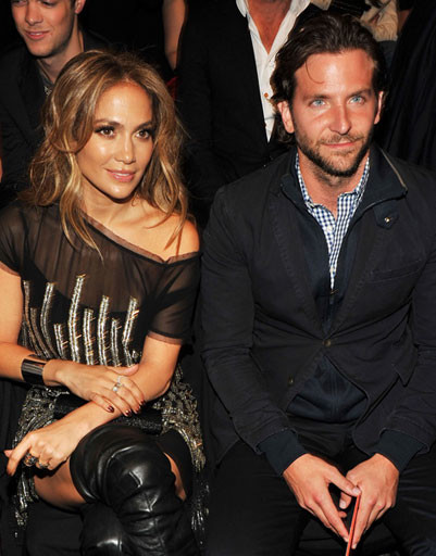 Дженнифер Лопес (Jennifer Lopez) и Брэдли Купер (Bradley Cooper)