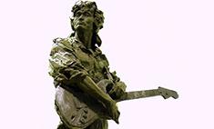 Памятник Виктору Цою в Петербурге опять под вопросом