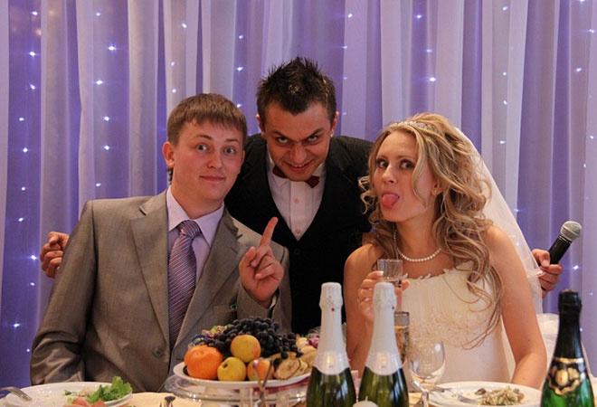свадебные ведущие Саратова