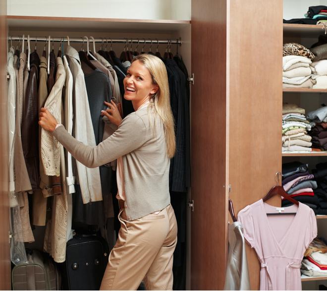 как подобрать стильный гардероб