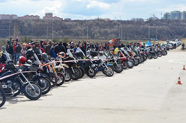 мотоциклисты Калуга
