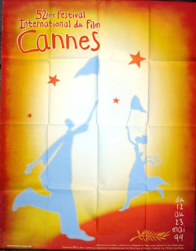Постер Каннского фестиваля 1999 года