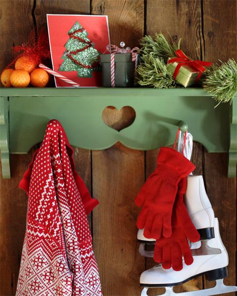 Вместо елки: идеи для новогоднего декора