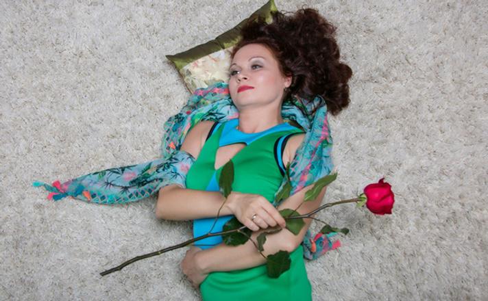 Конкурс Миссис Новосибирск победитель Елена Гужавина