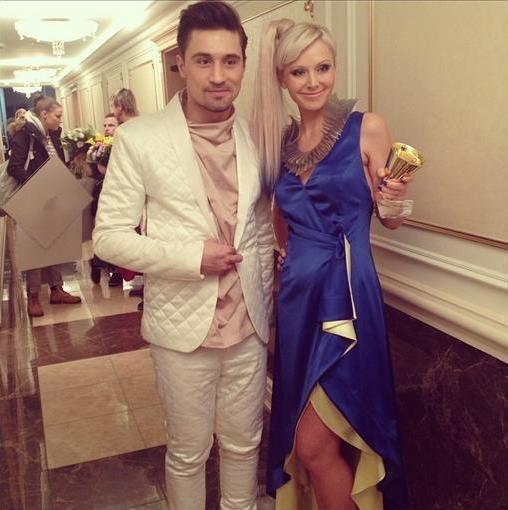 Натали и Дима Билан