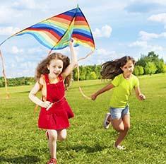 Что делать с детьми летом?