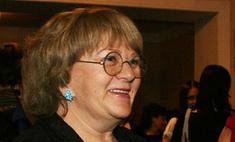 Алла Сурикова отмечает 70-летний юбилей