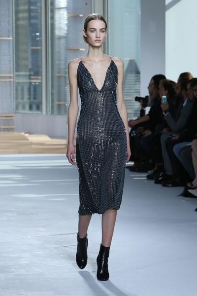 Неделя моды в Нью-Йорке: 18 февраля   галерея [1] фото [1]