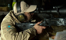 Русский снайпер поражает цель в кромешной темноте с 2 километров. Это рекорд мира (видео)