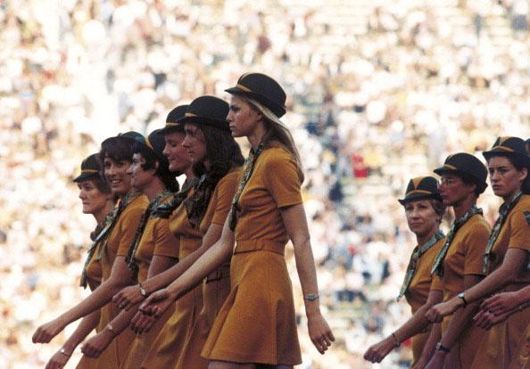 Олимпиада в Мюнхене 1972: форма команды Австралии