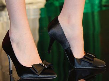 Валентин Юдашкин представил коллекцию обуви для сети магазинов ЦентрОбувь