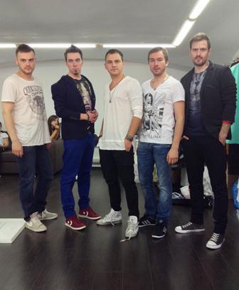 Новая волна 2014: участники