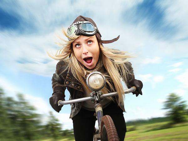 «Правила выживания» велосипедистов