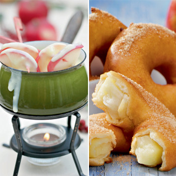 Что приготовить из яблок рецепты