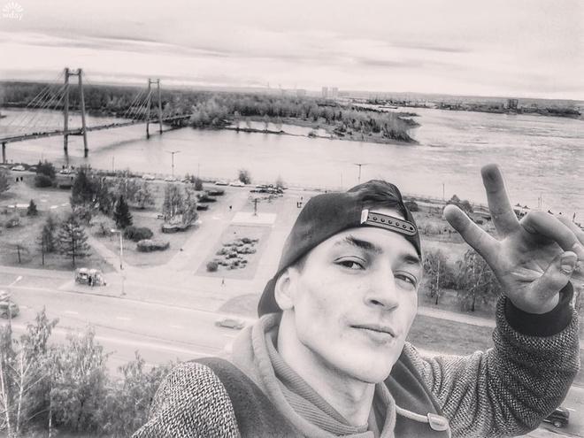 Слава Петренко сделал серфи в Красноярске