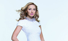 Татьяна Навка снялась для модного календаря