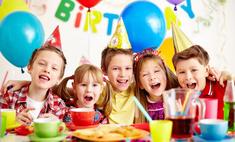 Веселый день рождения ребенка: игры, конкурсы, развлечения
