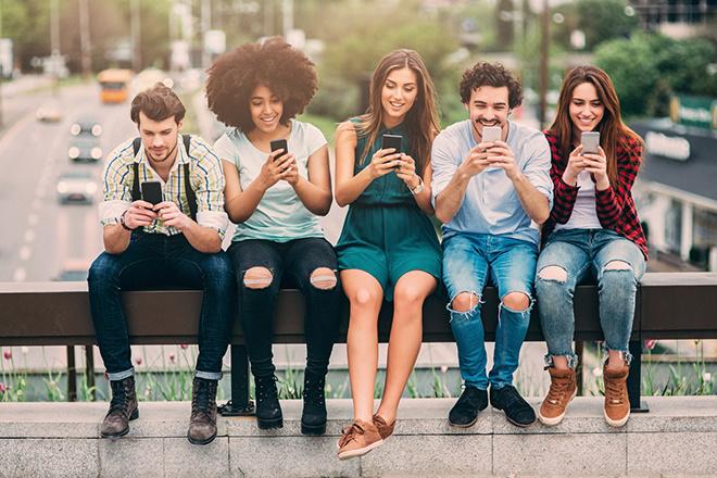 Телефонные сообщения меняют психику человека— специалисты