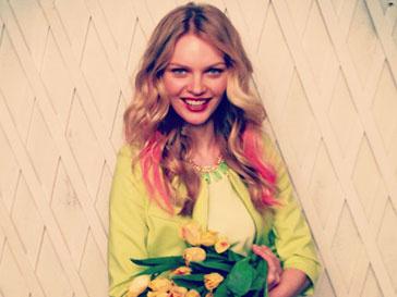 Елена Кулецкая продемонстрировала любимые модные тренды весны-2013