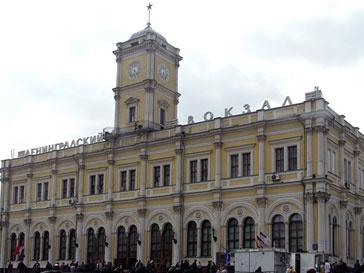 Сообщение о бомбе на одном из московских вокзалов оказалось ложным