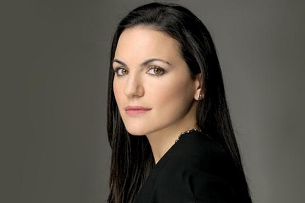 Министр туризма Греции Ольга Кефалоянни