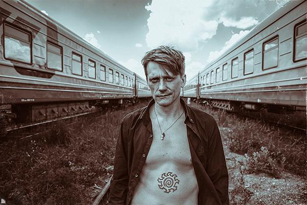 Александр Еж Осипов, фотохудожники Екатеринбурга