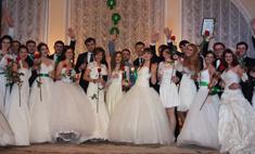 14 необычных лавстори от молодоженов Астрахани