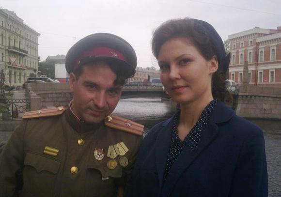 актеры, кино, Ленинград 46, Татьяна Баштанова, Магнитогорск