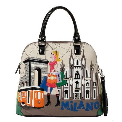 Новая коллекция сумок Braccialini