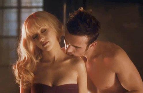 Кристина Агилера (Christina Aguilera) и Кэм Жиганде (Cam Gigandet)