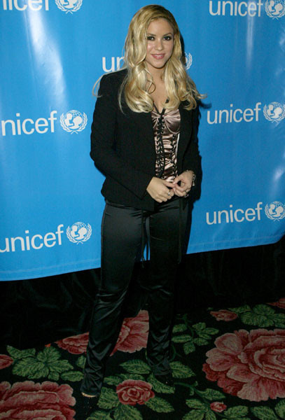Шакира, 2003 год