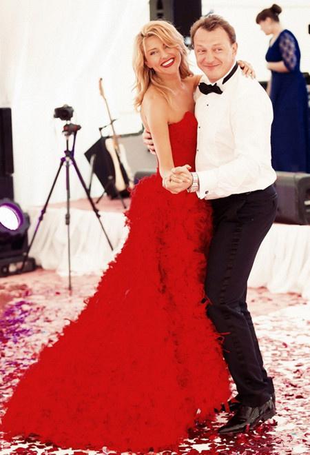 Свадьба: Екатерина Архарова и Марат Башаров, фото