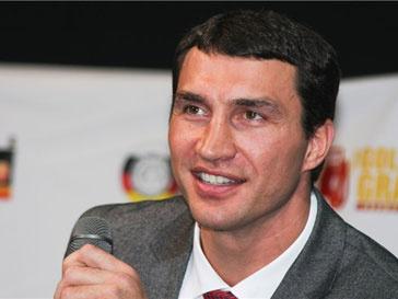 Владимир Кличко будет отстаивать свой титул чемпиона в поединке с Дэвидом Хеем