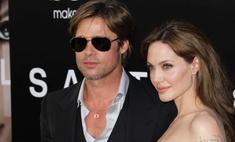 Джоли и Питт отправятся на съемки в Сибирь
