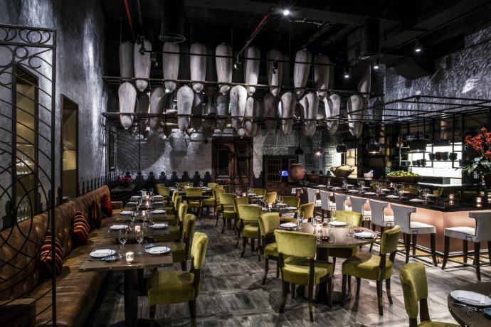 Ресторан перуанской кухни Coya