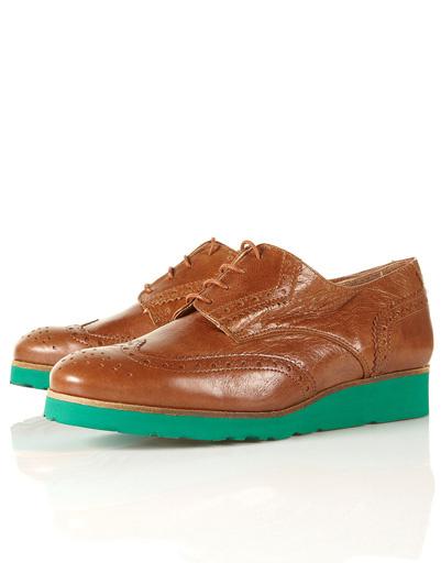Ботинки TopShop