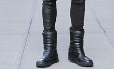Дутые сапоги: новые нюансы популярной обуви