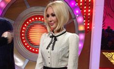 Лера Кудрявцева оделась как японская школьница