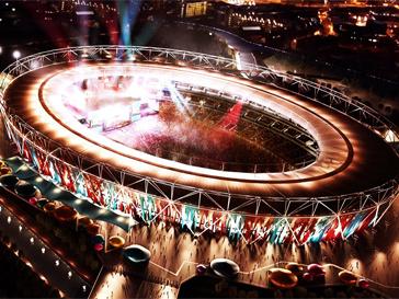 В Лондоне открылись Олимпийские игры-2012.