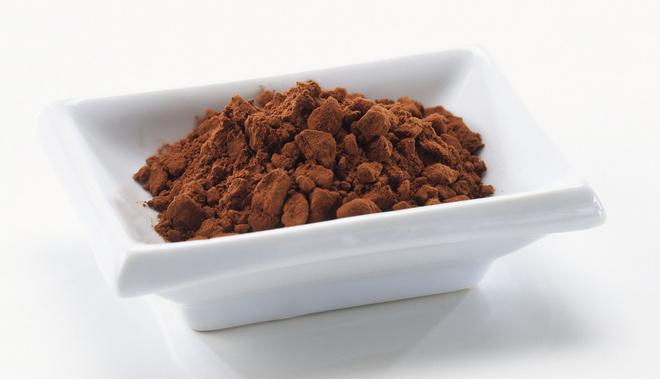 Окрашивание волос какао