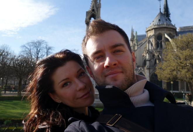 Екатерина Волкова и Андрей Карпов: фото