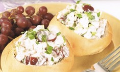 «Теплые» салаты: 5 вкусных рецептов