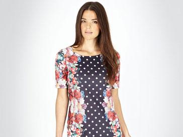 Цена со скидкой за платье Henry Holland составит всего 910 рублей