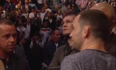 Всплыло видео с реакцией Нурмагомедова на стремительный нокаут Макгрегора