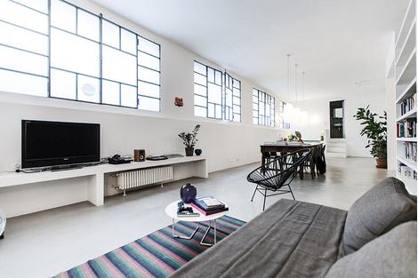 Топ-10: дизайнерские квартиры в Милане | галерея [9] фото [7]